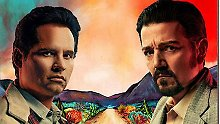 """I kill you before you kill me"": Diego Luna und Michael Peña über ""Narcos"""