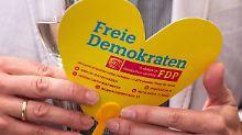 Wahlpannen in Hessen: Frankfurts FDP-Chef will Wahl anfechten