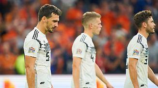 """Erik Monien zum Nations-League-Abstieg: """"Was für ein Katastrophenjahr für den DFB"""""""