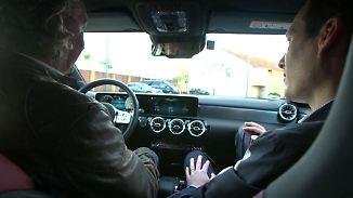 """Infotainment trifft Künstliche Intelligenz: Mercedes folgt den """"Spuren digitaler Nomaden"""""""