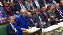 Auflehnung gegen May: Fünf weitere Minister drohen mit Rücktritt