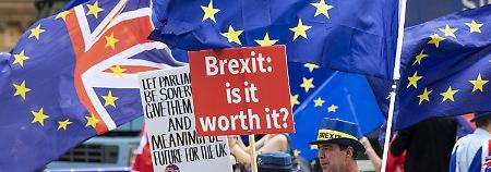Politisches Chaos: Brexit-Gegner, freut euch bloß nicht zu früh