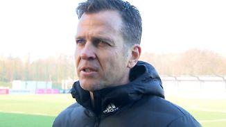 """Bierhoff zum geplanten Rechteverkauf: Fifa-Entwicklung """"bereitet mir Sorge"""""""