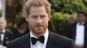"""Promi-News des Tages: Prinz Harry verrät """"dunkle"""" Angewohnheit"""