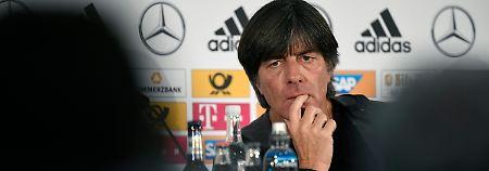 """Widergutmachung gegen Oranje: WM-""""Ohrfeige"""" schmerzt Löw und die DFB-Elf"""
