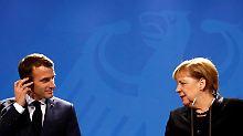 Trump-Putin-Treffen fraglich: Paris und Berlin sind gegen neue Sanktionen