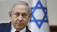 Regierungskrise beendet: Israels Premier Netanjahu behält Mehrheit