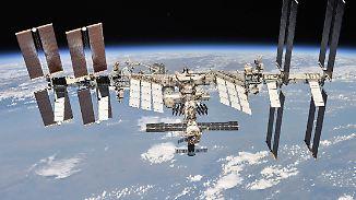 Zukunft ungewiss: ISS schwebt seit 20 Jahren durch den Weltraum