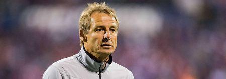 Klinsmann und der Aushilfs-Opi: Trainersuche wird für US Soccer zur Blamage
