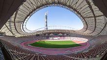 Fragen zur Fußball-WM 2022: Darf man in Katar eigentlich Alkohol trinken?
