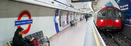 Die Piccadilly Line der Londoner Deep-Tube wird bereits seit 112 Jahren befahren.