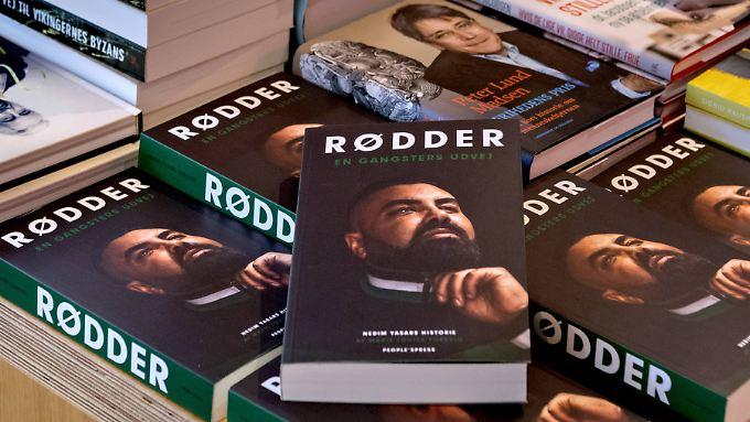 """In seinem Buch """"Rødder"""" beschreibt Nedim Yasar seine Erlebnisse bei den Los Guerreros."""
