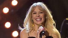 Bewaffnet mit Maschinenpistolen: Polizei sichert Kylie-Minogue-Konzert in Köln