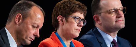 """""""Das stellt alles auf den Kopf"""": CDU-Bewerber drängen auf Rentenreform"""