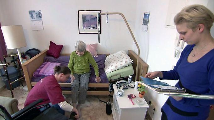gro e kosten unterschiede die besten pflegeversicherungen n. Black Bedroom Furniture Sets. Home Design Ideas