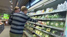 Mit Bioplastik gegen den Verpackungswahn: Deutsche Firma hüllt Lebensmittel in Tüten aus Zucker