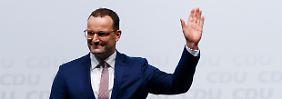 """""""Ich will Vorsitzender werden"""": Spahn denkt gar nicht ans Aufgeben"""