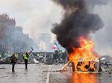 Frankreich als Vorbild: Wagenknecht wünscht sich mehr Protest