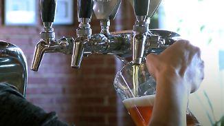 Zapfen für den guten Zweck: Brauer kreieren Bier für Kaliforniens Waldbrandopfer