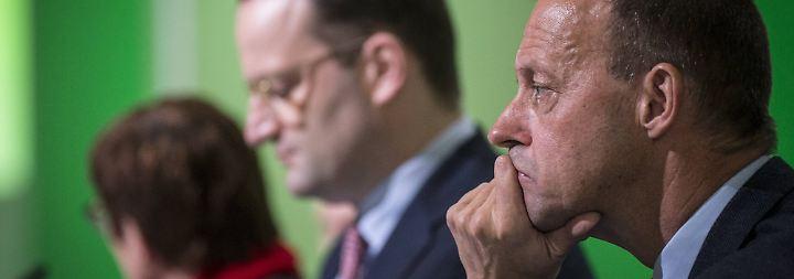 Schäuble für Merz: So läuft die Wahl zum CDU-Vorsitz