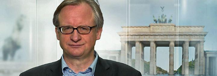 """Schäuble wirbt für Merz als CDU-Chef: Albrecht von Lucke: Intervention ist """"ein wenig unfair"""""""