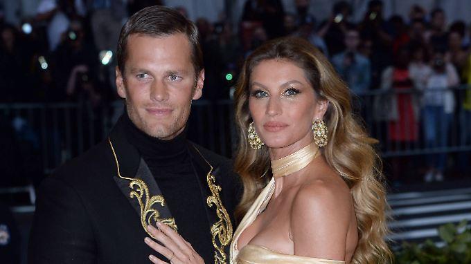 Tom Brady und Gisele Bündchen haben zwei gemeinsame Kinder.