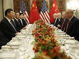 Einlenken im Streit mit den USA: China setzt Handelsvereinbarungen sofort um