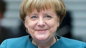 Merkel verwendet den Shitstorm so selbstverständlich wie viele andere Deutsche auch.