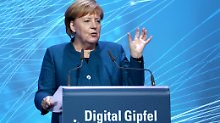 Vulgärer Empörungssturm: Mit diesem Wort irritiert Merkel Amerikaner