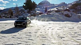 Benziner und Diesel behalten Dominanz: Sechs SUV-Highlights aus 2018 messen sich im Gebirge