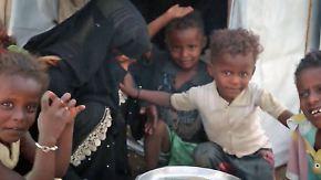 Kriegsparteien treffen sich in Schweden: Alle elf Minuten stirbt im Jemen ein Kind