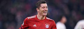 Meisterrennen mit dem BVB: Lewandowski sieht FC Bayern im Vorteil