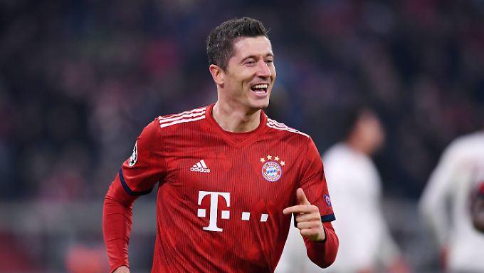 Lewandowski lobt Trainer Kovac und spricht von einer Trendwende beim FC Bayern.