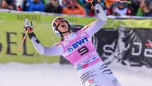 Zu früh gefreut? Stefan Luitz könnte seinen Sieg im Slalom aberkannt bekommen.