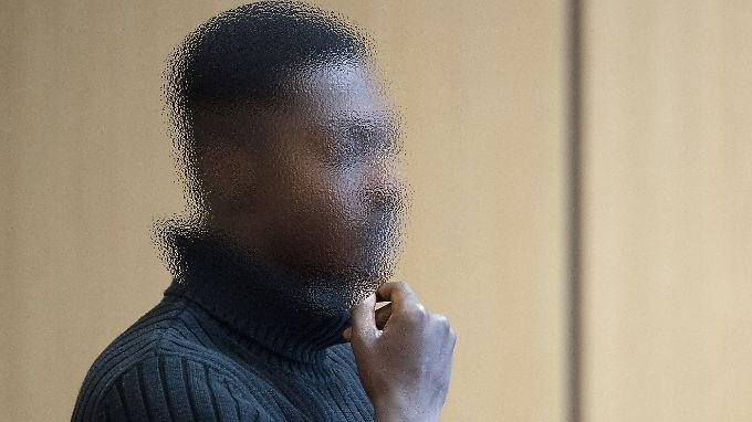 """Er wird dauerhaft in einem Psychiatrie-Gefängnis untergebracht: Rapper """"Diego""""."""