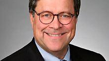 Er war schon Bushs Minister: Trump nominiert Barr als Justizminister