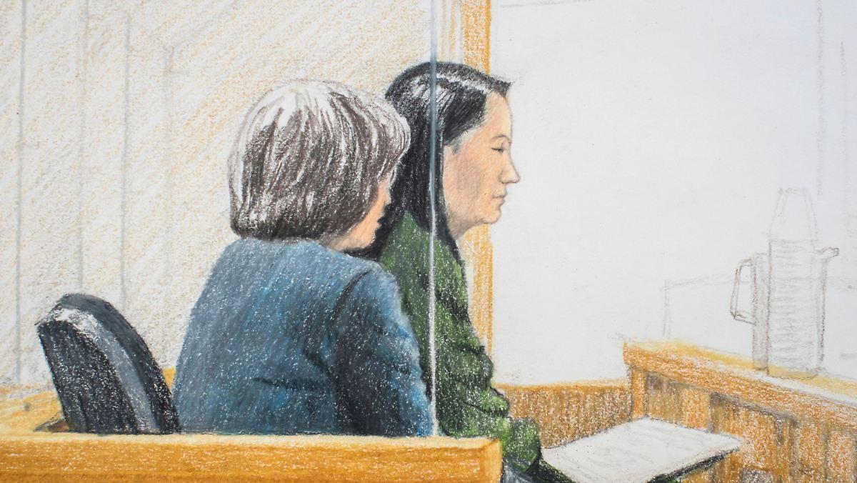 China droht Kanada im Streit um Huawei