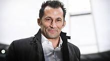 Die Kritik an seiner Arbeit als Bayern-Sportdirektor trifft Hasan Salihamidzic. Nun schlägt er zurück.