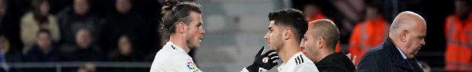 Der Sport-Tag: 20:05 Ohne Kroos gelingt Real Madrid knapper Auswärtssieg