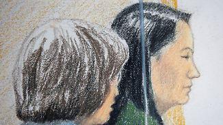 """Festnahme von Huawei-Managerin: China droht Kanada mit """"schwerwiegenden Konsequenzen"""""""