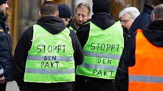 """Jurist zum UN-Migrationspakt: """"Die positive Sprache ist ein Problem"""""""