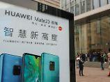 Verhüllte Drohungen aus China: Huawei-Affäre macht Apple zur Zielscheibe