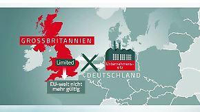 Haftung mit Privatvermögen: Brexit birgt Gefahr für deutsche Limited-Firmen