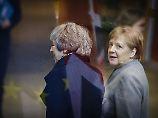 Kommt der Handtaschen-Moment?: May geht wieder auf Brexit-Tour