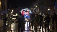 Täter auf der Flucht: Mehrere Menschen bei Terroranschlag in Straßburg getötet