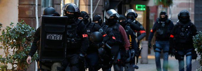 """""""Grenze im Prinzip geschlossen"""": Bundespolizei kontrolliert bei Straßburg"""