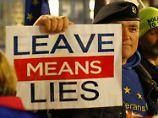 """Experte über das Chaos in London: """"Der Brexit ist ein ungeklärter Widerspruch"""""""