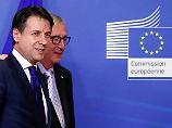 Geplantes Defizit wird geringer: Italien kommt EU im Haushaltsstreit entgegen