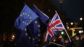 Teures Brexit-Chaos: Europas Wirtschaft hofft auf klare Linie