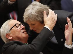 """Backstop-Lösung """"nur befristet"""": EU macht Brexit-Zusicherungen"""